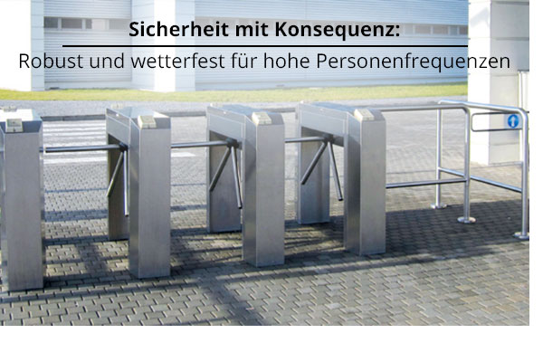 Drehkreuz Drehkreuze - Beratung, Service, Montage, Kaufen