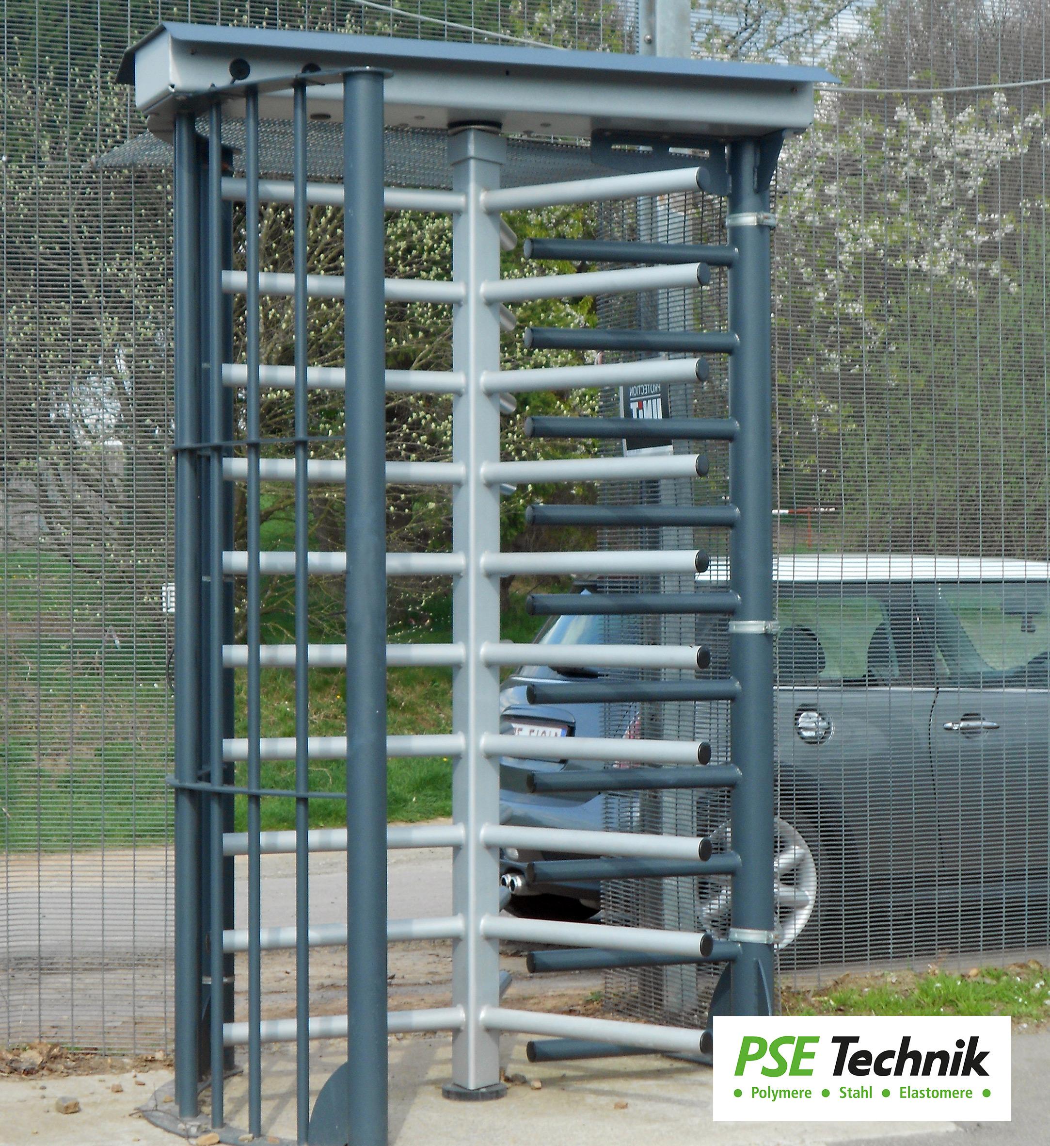 Drehkreuz Turni Q Linus - Parkanlage