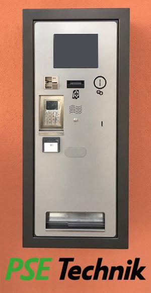 EMS-4000 Park Automat im Detail