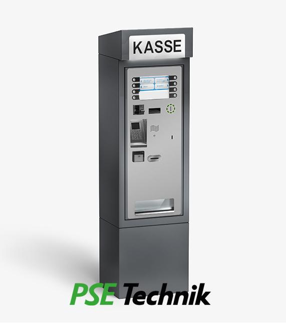EMS-4000 Park Automat konfigurierbar