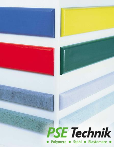HDPE Platten - Eckschutz