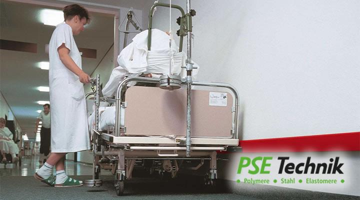 HDPE Platten im Krankenhaus