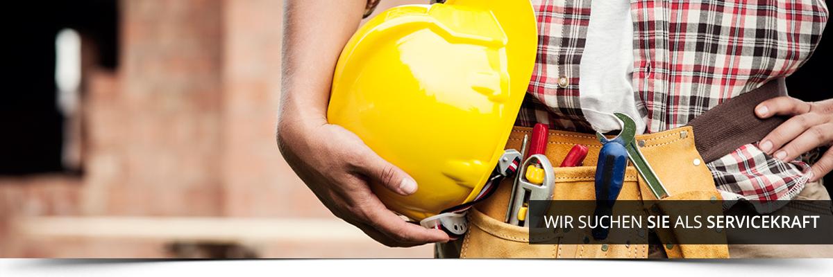 Servicekräfte - Beratung, Service, Montage, Kaufen