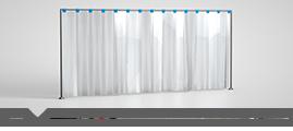 PVC Vorhang auf Maß Peter Heinen GmbH