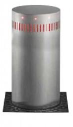 ELEKTROMECHANISCHER POLLER Edelstahl V2A 500 mm Aushub