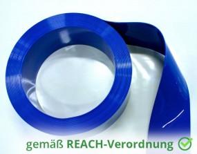 PVC Rolle undurchsichtig