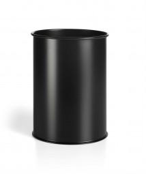 Papierkorb Metall rund