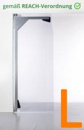 Pendeltür PVC Version L 1 Flügel
