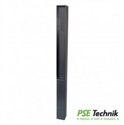 Stil-Poller Stahl 70 x 70 mm Vierkant