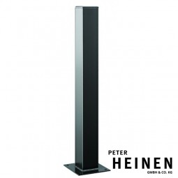 Stil-Poller Vierkant-Stahl 100 x 100 mm