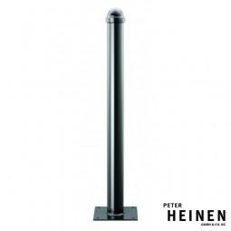 Stilsperrpfosten Aluminium oder Stahl Ø 76 mm