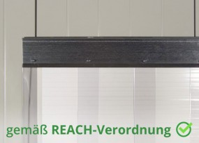 PVC Vorhang Starr